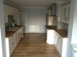 Kitchen installation example